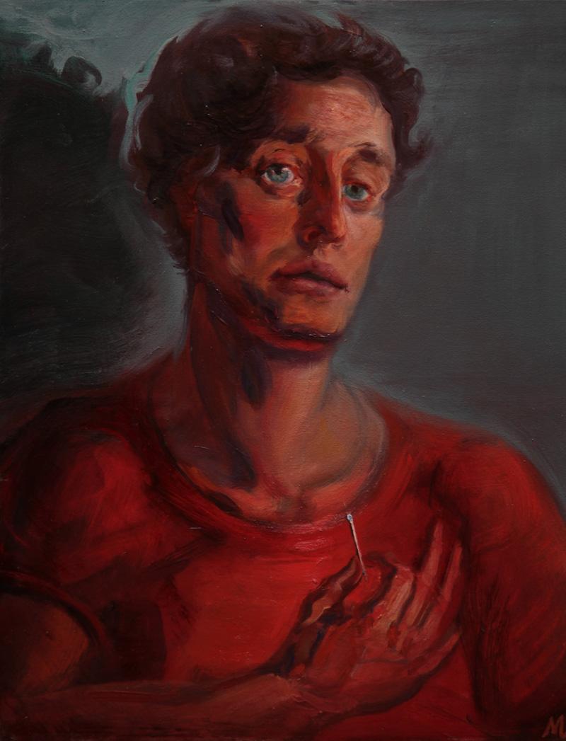 Miller Lopez Self Portrait 2010