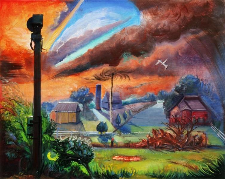 Miller Lopez Tornado Warning